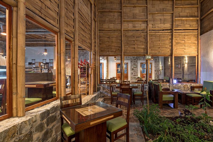 Coffee shop:  Tosepan Kajfen
